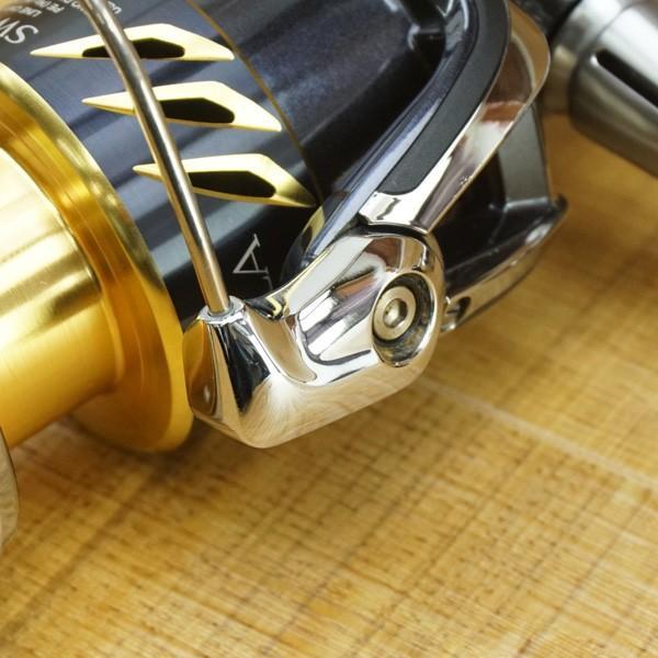 シマノ 13ステラSW 5000HG/P578M 大型番手 スピニングリール 美品|tsuriking|05