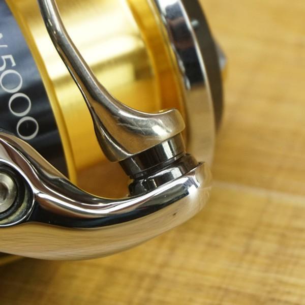 シマノ 13ステラSW 5000HG/P578M 大型番手 スピニングリール 美品|tsuriking|07