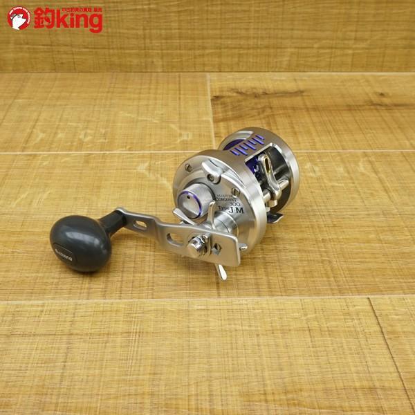 シマノ カルカッタコンクエスト タイプJ-M/Q137M 美品 ベイトリール|tsuriking