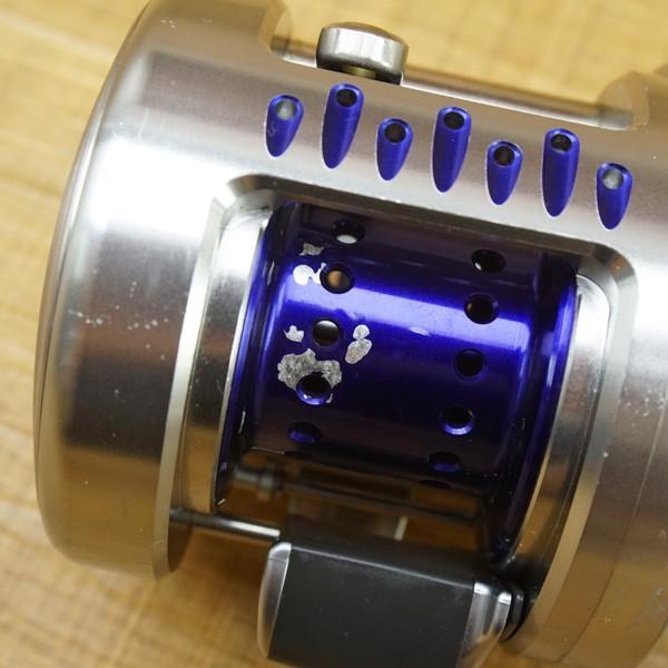 シマノ カルカッタコンクエスト タイプJ-M/Q137M 美品 ベイトリール|tsuriking|07