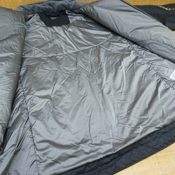 シマノ ネクサス GWS サーマルスーツ リミテッドプロ リミテッドブラック  MD−112R XLサイズ/Q145M 美品 フィッシングウェア|tsuriking|05