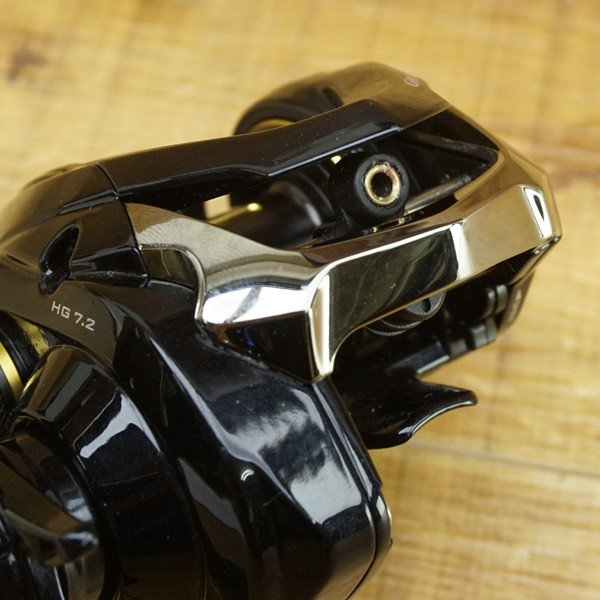 シマノ グラップラー BB 200HG/Q153M 美品 ベイトリール|tsuriking|05
