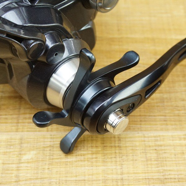 シマノ 17フォースマスター 3000XP/Q150M 未使用品 電動リール|tsuriking|06