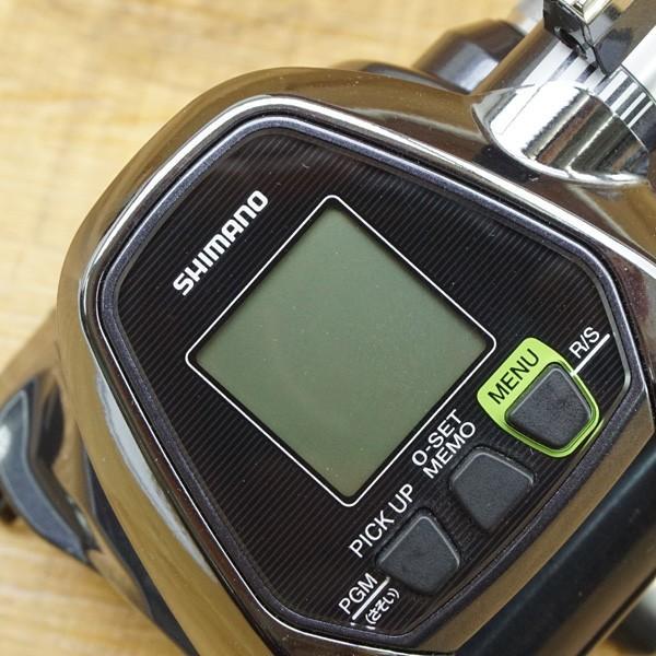 シマノ 17フォースマスター 3000XP/Q150M 未使用品 電動リール|tsuriking|08