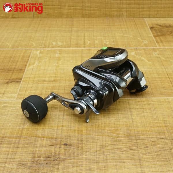 シマノ 15フォースマスター 800/Q148M 美品 電動リール|tsuriking