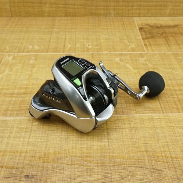 シマノ 15フォースマスター 800/Q148M 美品 電動リール|tsuriking|02