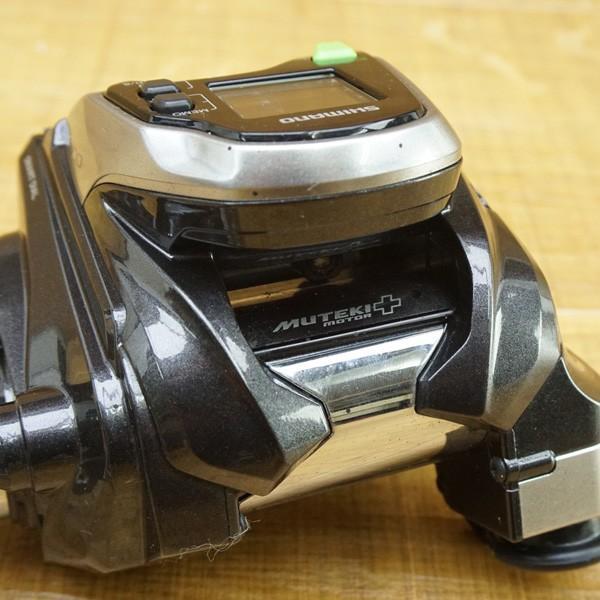 シマノ 15フォースマスター 800/Q148M 美品 電動リール|tsuriking|06