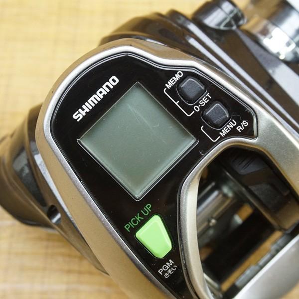 シマノ 15フォースマスター 800/Q148M 美品 電動リール|tsuriking|07