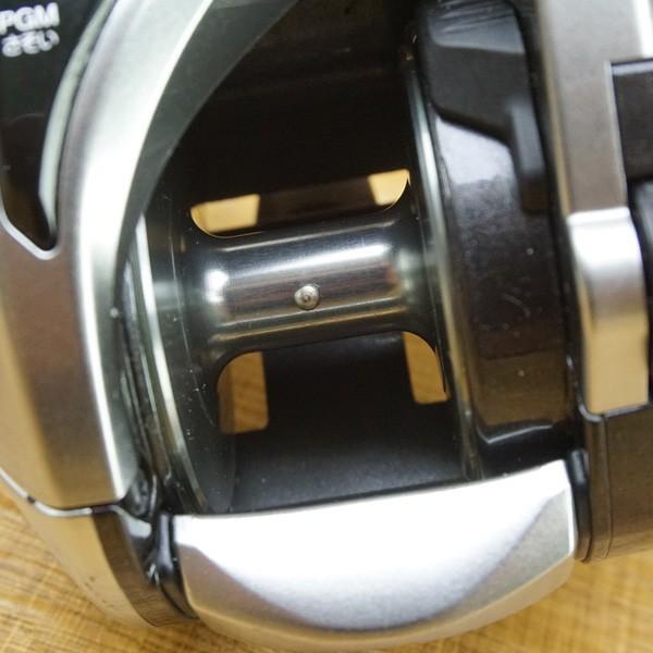 シマノ 15フォースマスター 800/Q148M 美品 電動リール|tsuriking|08