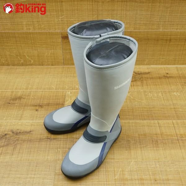 シマノ ラジアルブーツ FB-015L Mサイズ/Q166M 未使用品 フィッシングシューズ|tsuriking