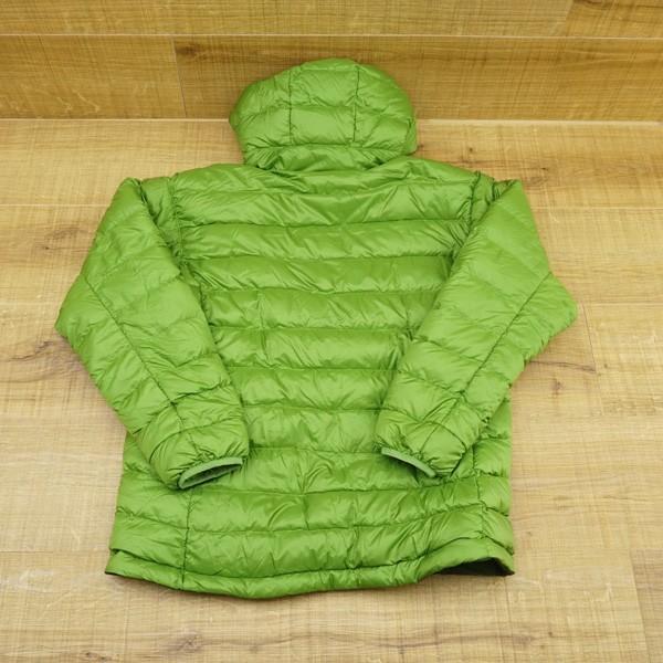 モンベル コロラドパーカー カーキグリーン/メドーグリーン 1101492 Mサイズ/Q167M 極上美品 ダウンジャケット|tsuriking|02