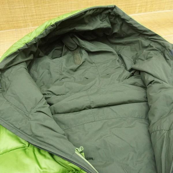 モンベル コロラドパーカー カーキグリーン/メドーグリーン 1101492 Mサイズ/Q167M 極上美品 ダウンジャケット|tsuriking|04