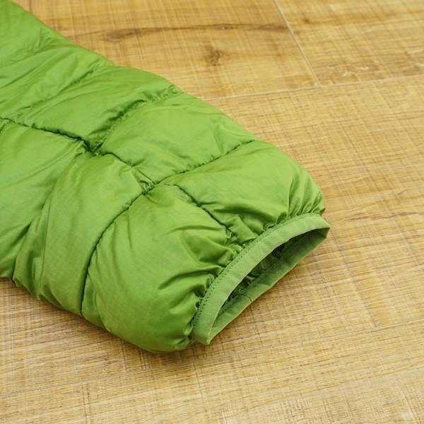 モンベル コロラドパーカー カーキグリーン/メドーグリーン 1101492 Mサイズ/Q167M 極上美品 ダウンジャケット|tsuriking|06