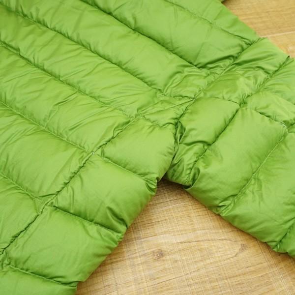 モンベル コロラドパーカー カーキグリーン/メドーグリーン 1101492 Mサイズ/Q167M 極上美品 ダウンジャケット|tsuriking|08