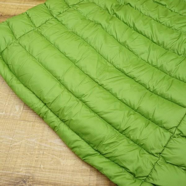 モンベル コロラドパーカー カーキグリーン/メドーグリーン 1101492 Mサイズ/Q167M 極上美品 ダウンジャケット|tsuriking|09