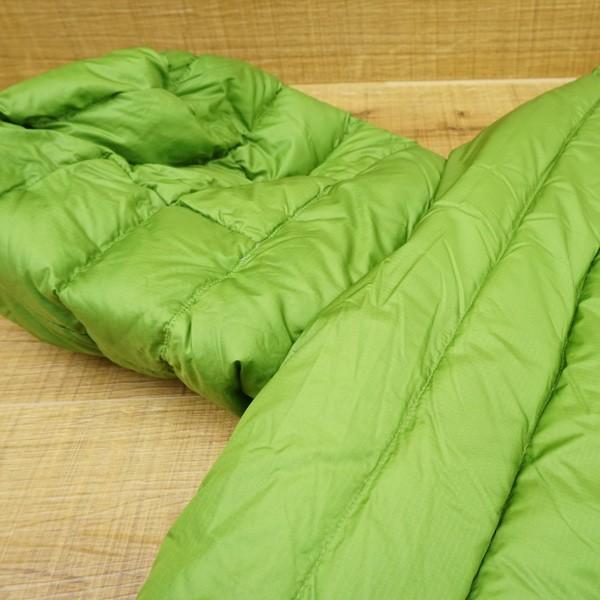 モンベル コロラドパーカー カーキグリーン/メドーグリーン 1101492 Mサイズ/Q167M 極上美品 ダウンジャケット|tsuriking|10