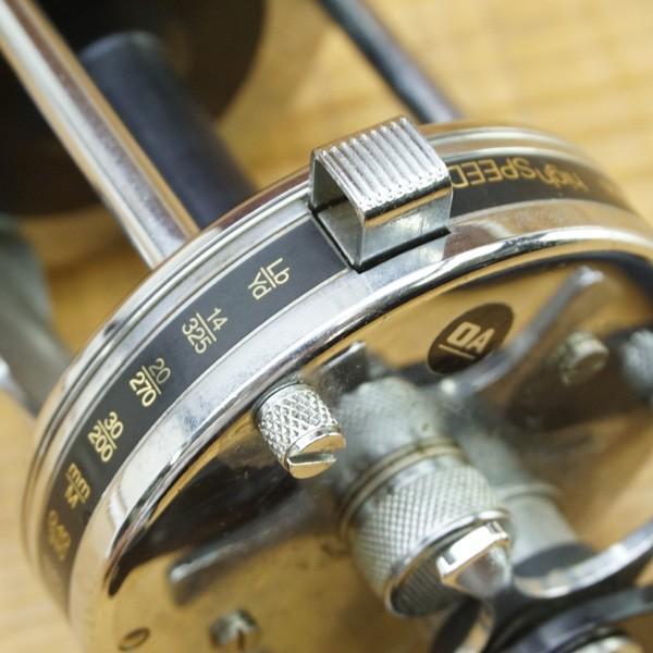 アブガルシア アンバサダー 7500C/Q180M 美品 ベイトリール|tsuriking|09