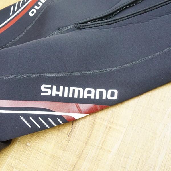 シマノ 鮎タイツ TI-071Q サイズMA/Q202M 美品 ウェーダー|tsuriking|10