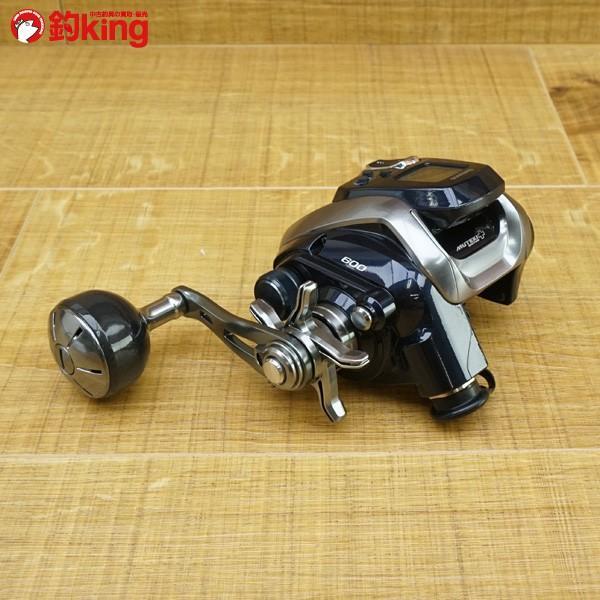 シマノ 18フォースマスター 600/Q186M 極上美品 電動リール|tsuriking