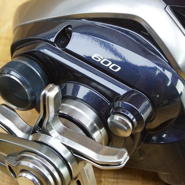 シマノ 18フォースマスター 600/Q186M 極上美品 電動リール|tsuriking|06