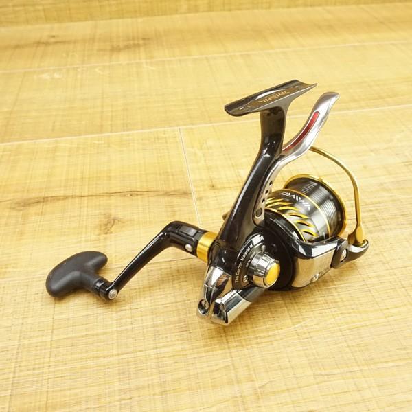 ダイワ 12銀狼 LBD/R035M レバーブレーキリール 磯釣り 美品|tsuriking|02