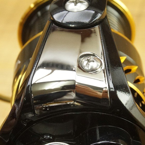 ダイワ 12銀狼 LBD/R035M レバーブレーキリール 磯釣り 美品|tsuriking|06