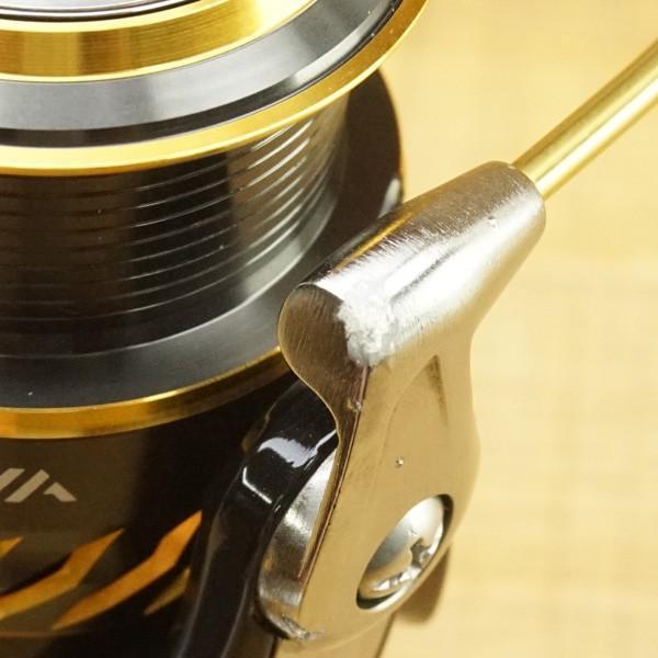 ダイワ 12銀狼 LBD/R035M レバーブレーキリール 磯釣り 美品|tsuriking|08