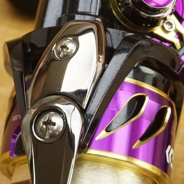 ダイワ 18鏡牙 LBD/R056M タチウオジギング スピニングリール 未使用品|tsuriking|08