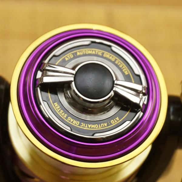 ダイワ 18鏡牙 LBD/R056M タチウオジギング スピニングリール 未使用品|tsuriking|09