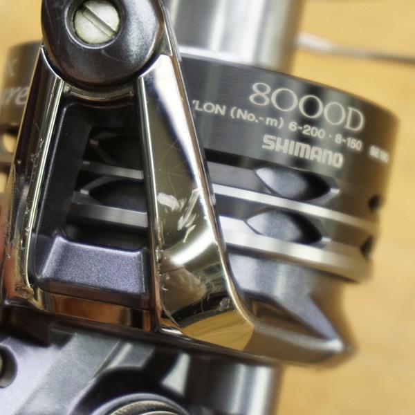 シマノ 12BB-X レマーレ 8000D 6000Dスプール付/R285M スピニングリール|tsuriking|07