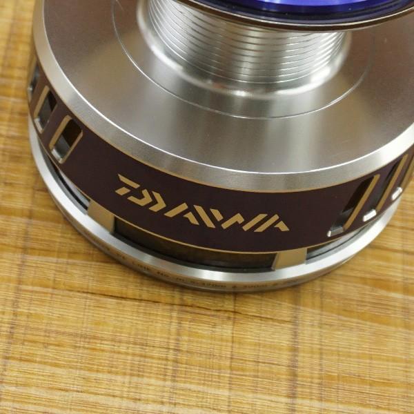 ダイワ 10ソルティガ 6000GTスプール/R286M 美品 スピニングリールパーツ tsuriking 02