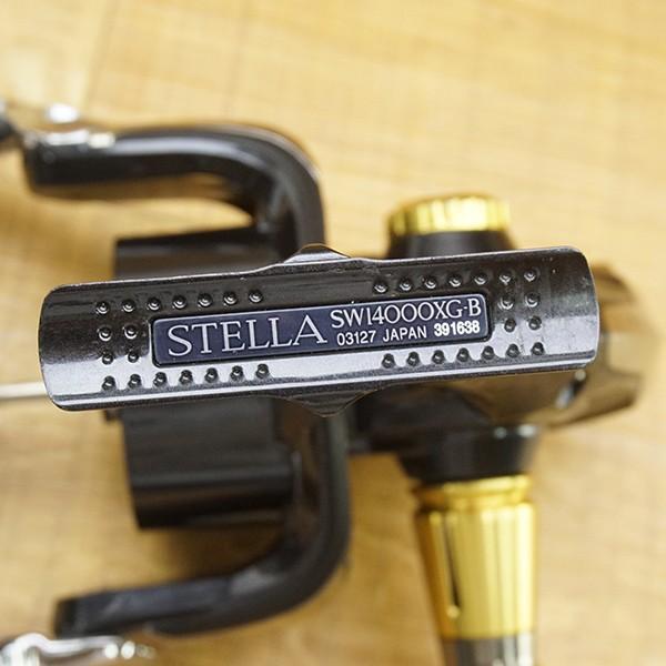 シマノ 13ステラSW 14000XG  ボディー/R297M 美品 スピニングリール|tsuriking|03