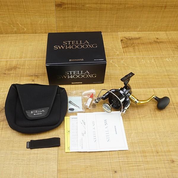シマノ 13ステラSW 14000XG  ボディー/R297M 美品 スピニングリール|tsuriking|10