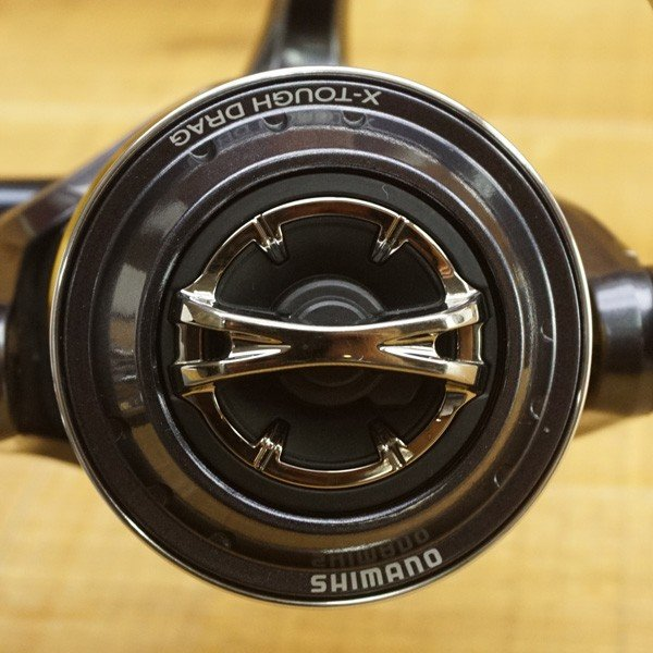 シマノ 15ツインパワーSW 8000PG/R328M 大型番手 スピニングリール 美品