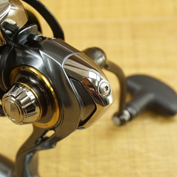 ダイワ 17セオリー 2508PE-H/S166M スピニングリール 未使用品|tsuriking|03