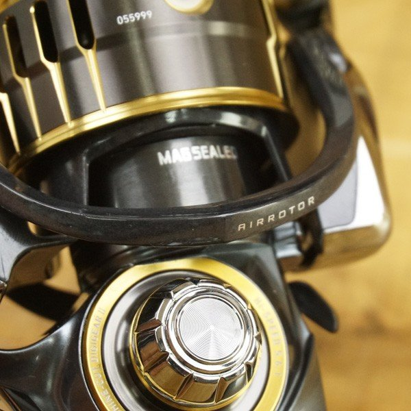 ダイワ 17セオリー 2508PE-H/S166M スピニングリール 未使用品|tsuriking|08
