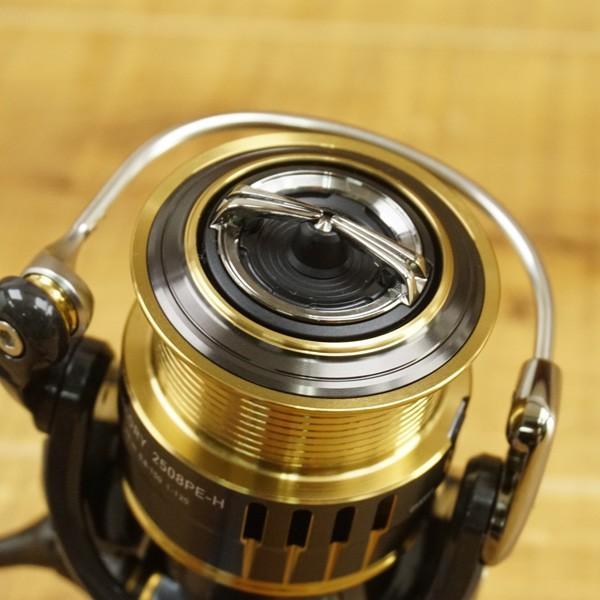 ダイワ 17セオリー 2508PE-H/S166M スピニングリール 未使用品|tsuriking|09