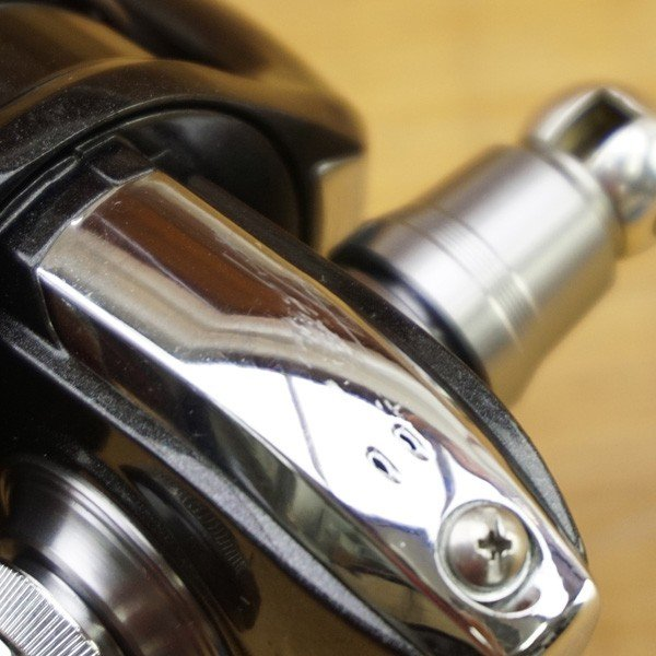 ダイワ ディースマーツ 2506PE-SH/S417M スピニングリール 美品 tsuriking 03