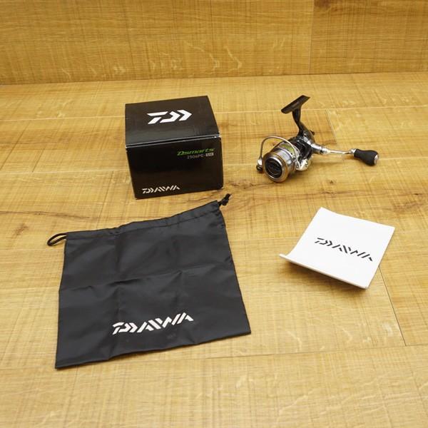 ダイワ ディースマーツ 2506PE-SH/S417M スピニングリール 美品 tsuriking 10