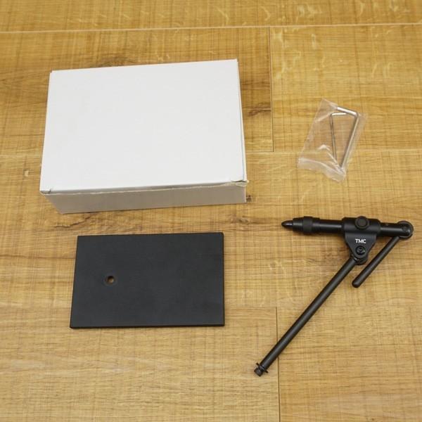ティムコ TMC ソリッドバイス HD ブラック/S454M 未使用品 タイイングツール tsuriking 05
