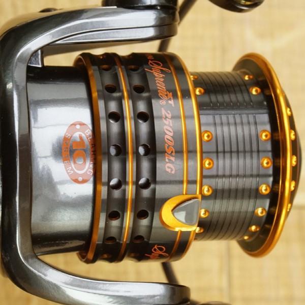 アブガルシア フルーガー シュプリームXT 2500SLG/S464M 未使用品 スピニングリール|tsuriking|09