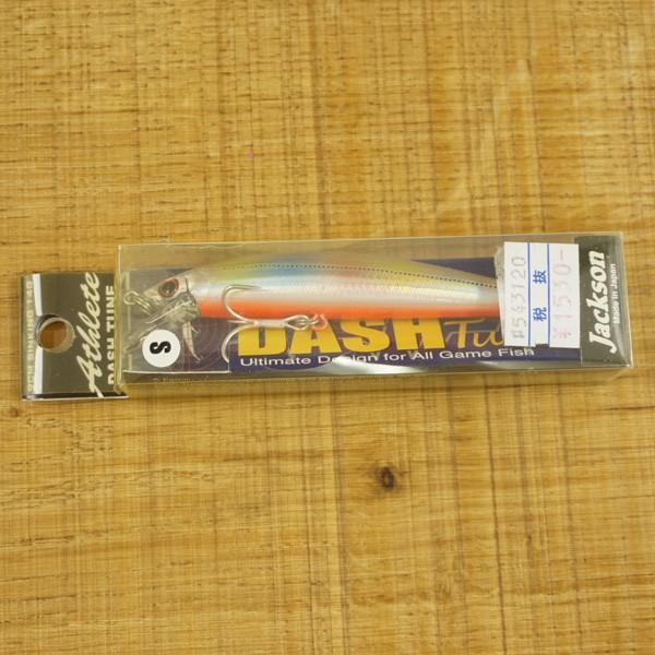 シーバスルアー ジャクソン アスリート 9DS 4個セット/ST1296S ミノープラグ 未使用品|tsuriking|06