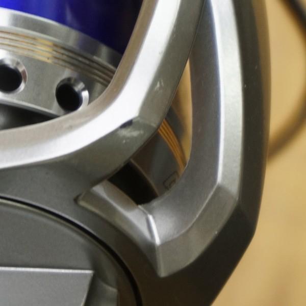 ダイワ ソルティガZ 5000 スタジオオーシャンマーク ハンドル付き/S540M スピニングリール 大型番手|tsuriking|08