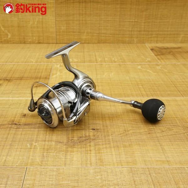 ダイワ 17ソルティガBJ 3500SH/S542M スピニングリール 極上美品 tsuriking