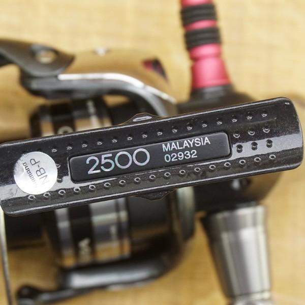 シマノ 12アルテグラ 2500 リールスタンド付/T192M スピニングリール tsuriking 03