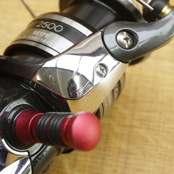 シマノ 12アルテグラ 2500 リールスタンド付/T192M スピニングリール tsuriking 09