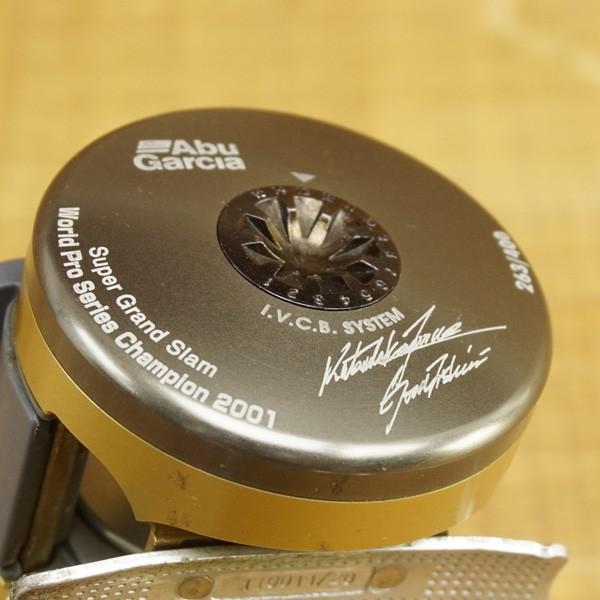 アブガルシア モラム SX 1601C IVCB/T236M ベイトリール 美品|tsuriking|03