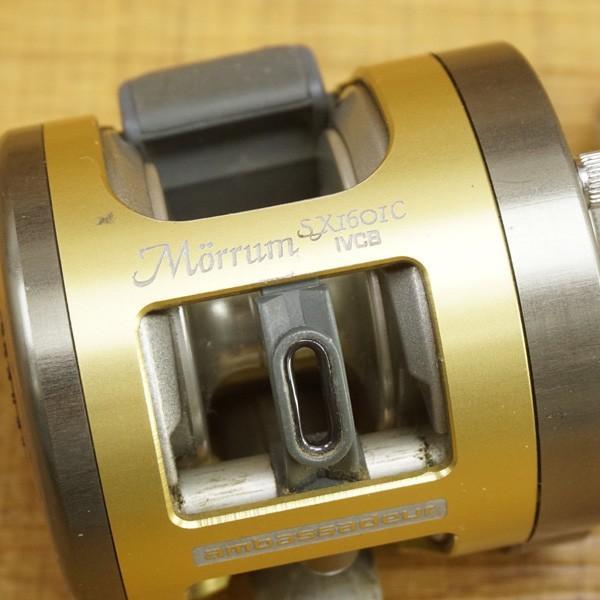 アブガルシア モラム SX 1601C IVCB/T236M ベイトリール 美品|tsuriking|04