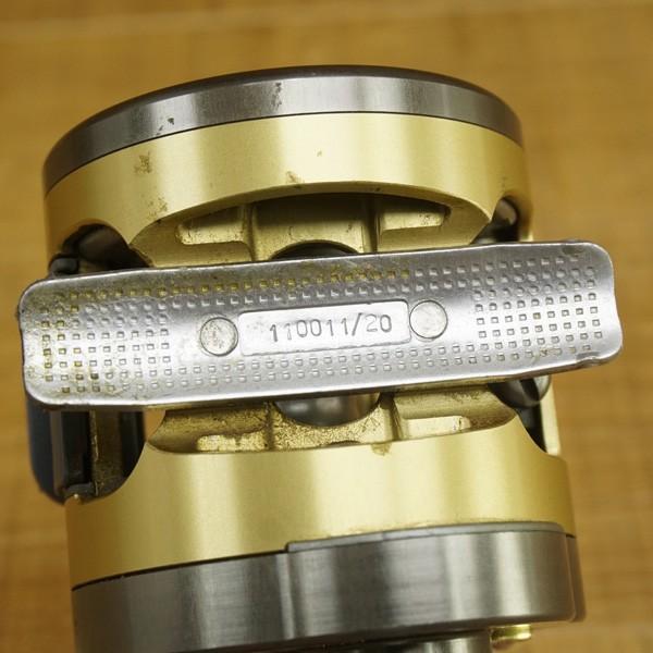 アブガルシア モラム SX 1601C IVCB/T236M ベイトリール 美品|tsuriking|05