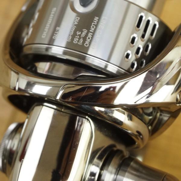 シマノ 18ステラ C3000/T242M スピニングリール ブラックバス トラウト シーバス ルアー 美品|tsuriking|03